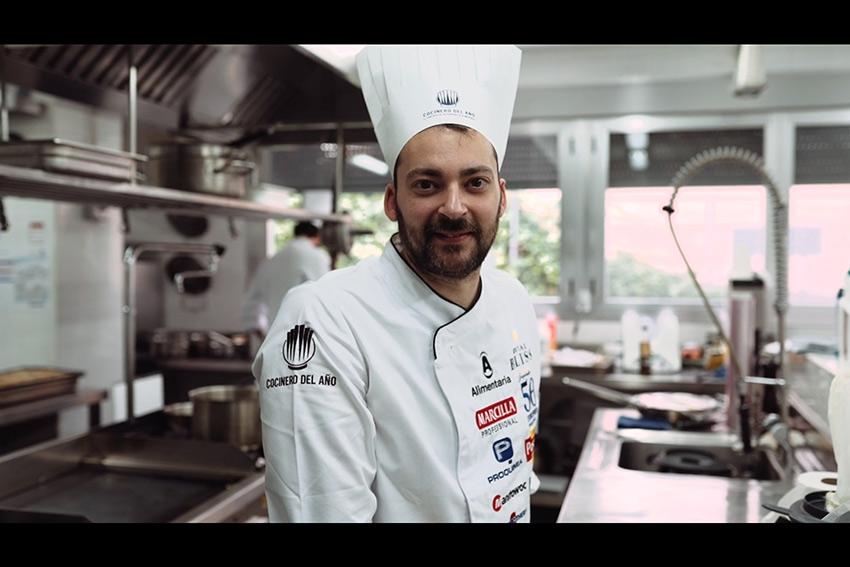 cocinero madrid - Inicio