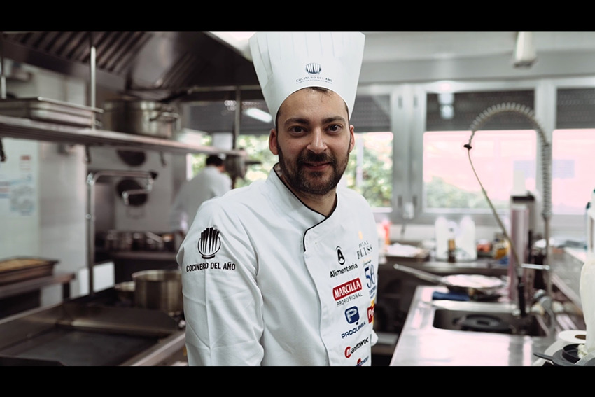 cocinero madrid - Home